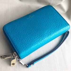 Kate Spade   Double Zip Wallet